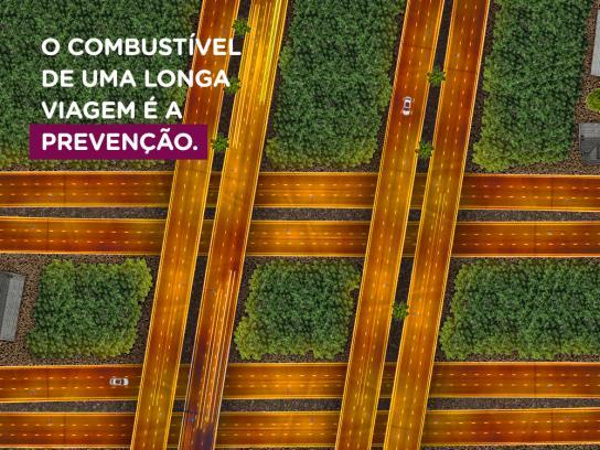 Sancor Seguros Print Ad - Fuel