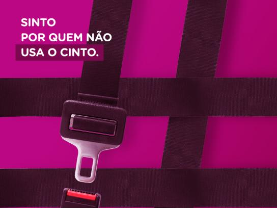 Sancor Seguros Print Ad - Sorry Seatbelt