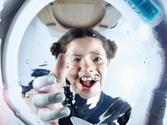 Sani Print Ad -  Toilet, 2
