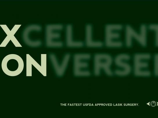 Sankara Eye Hospital Print Ad -  Ex con