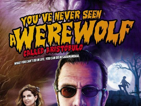 TV Globo Print Ad -  Werewolf