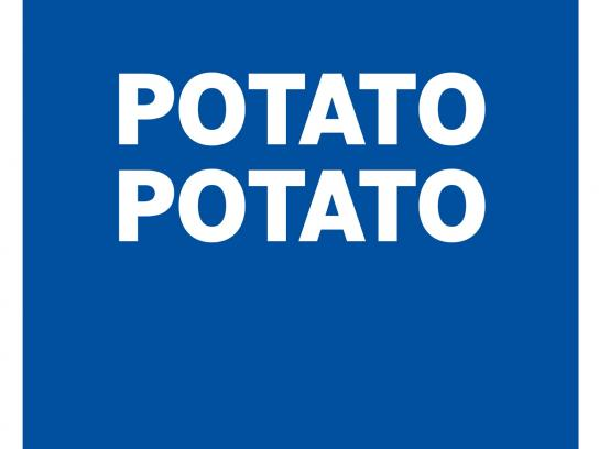 SAS Outdoor Ad -  Potato