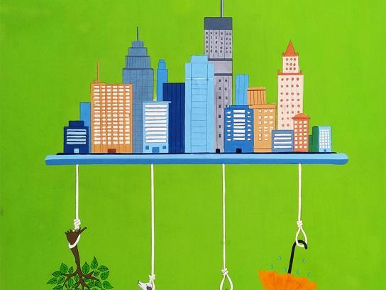 UNEP Print Ad - Save Environment