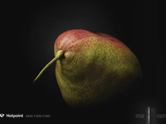 Hotpoint Print Ad -  Kiwi bird