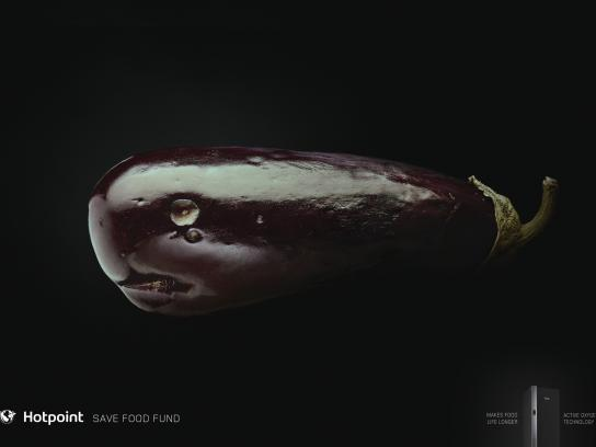 Hotpoint Print Ad -  Whale