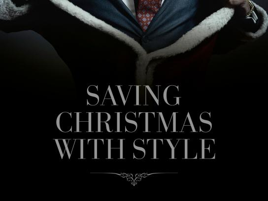 Jupiter Print Ad - Saving Christmas with Style