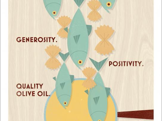 Scaddabush Italian Kitchen & Bar Print Ad -  Plenty O Fish