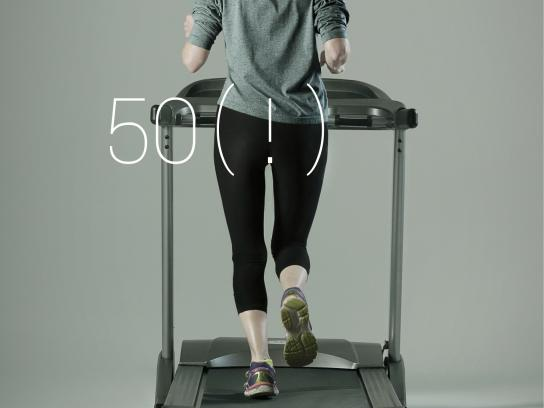 Screen Colons Canada Print Ad -  Gym