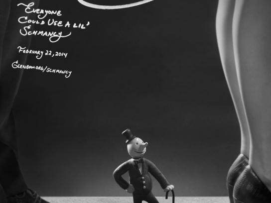 Glenbow Museum Print Ad -  Legs