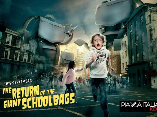 Piazza Italia Print Ad -  Back To School, 3