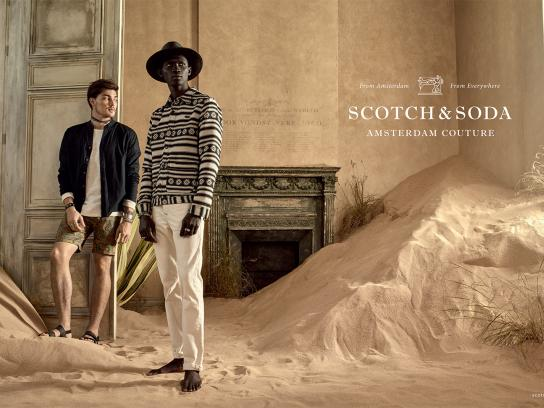 Scotch & Soda Print Ad - Room 2