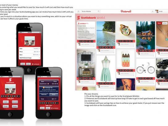 Scotiabank Digital Ad -  Wishlist