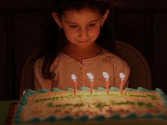 Birthday Wishes Digital Ad -  Build A Birthday