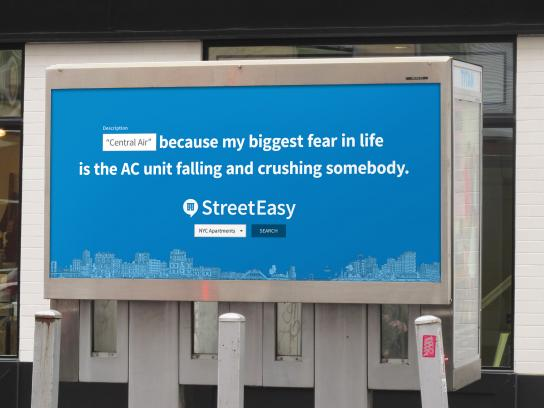 StreetEasy Outdoor Ad - Find Your Place, 2