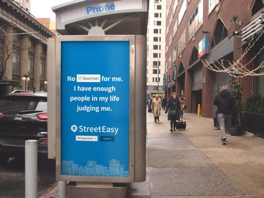 StreetEasy Outdoor Ad - Find Your Place, 3