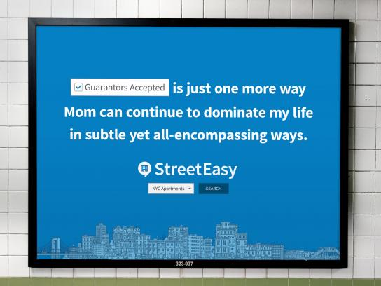 StreetEasy Outdoor Ad - Find Your Place, 5