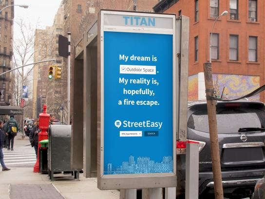 StreetEasy Outdoor Ad - Find Your Place, 6