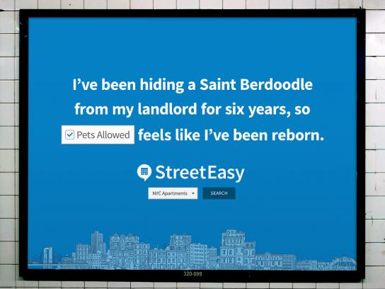StreetEasy Outdoor Ad - Find Your Place, 7