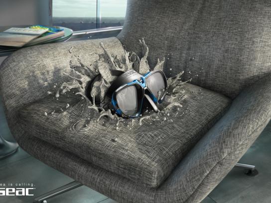 SEAC Print Ad - Mask