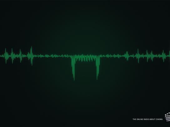 SeanceRadio.com Print Ad -  Dracula