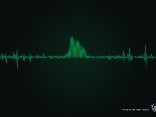 SeanceRadio.com Print Ad -  Jaws