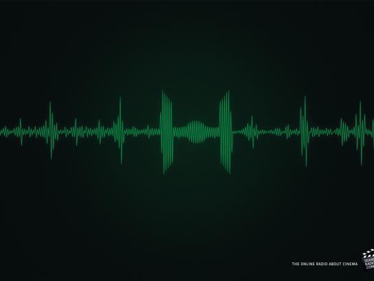 SeanceRadio.com Print Ad -  Star Wars