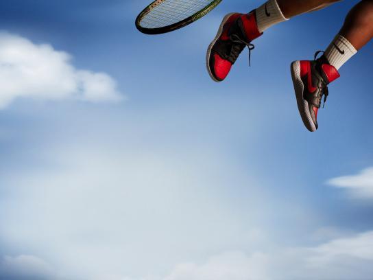 Nike Print Ad - Serena 23