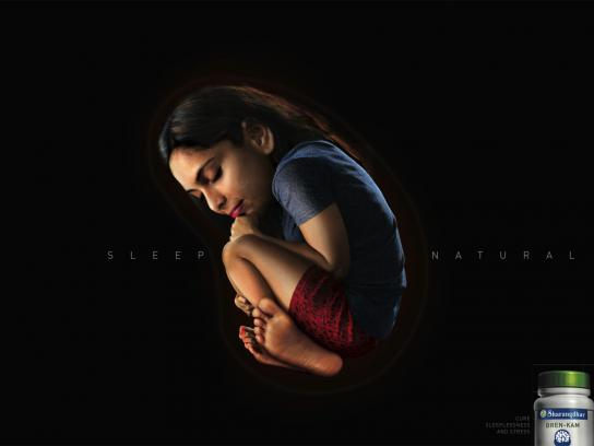Sharandhar Print Ad - Sleep natural, 2