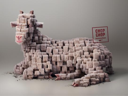 Ammeloo Print Ad - Chop-Chop 2.0, Lamb