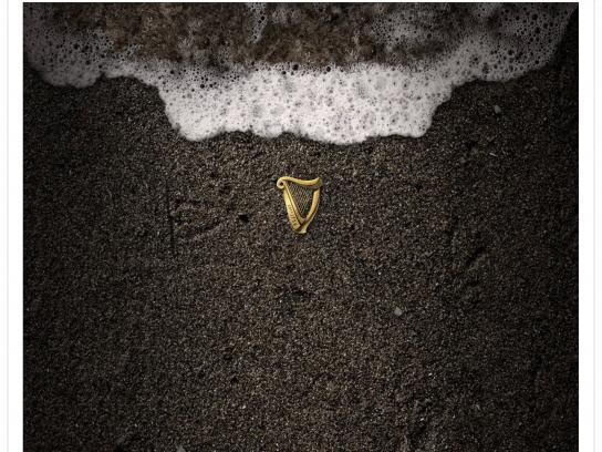 Guinness Digital Ad - Shores