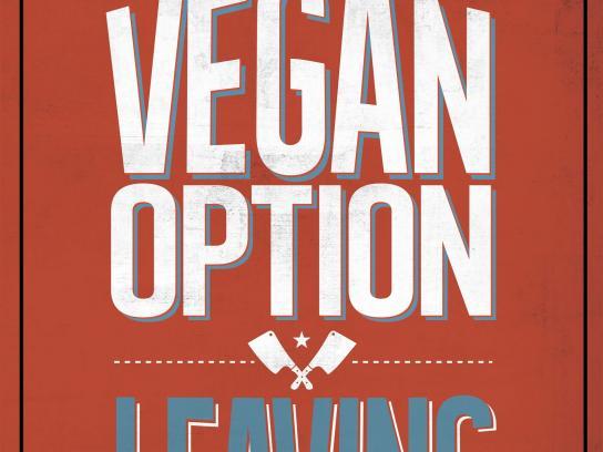 Luscher's Outdoor Ad -  Vegan