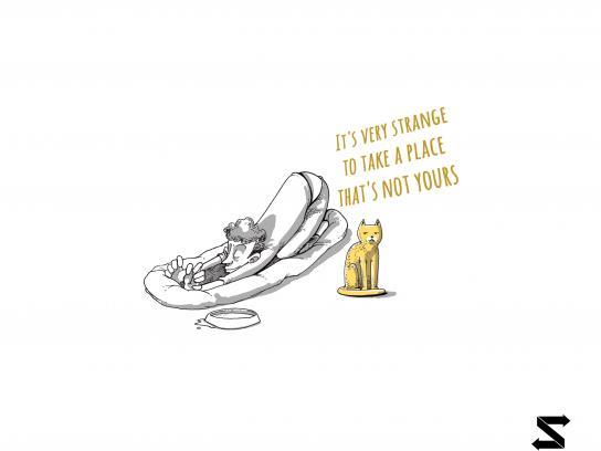 Sintur-JP Print Ad - Cat