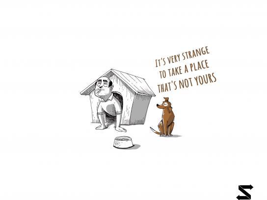 Sintur-JP Print Ad - Dog