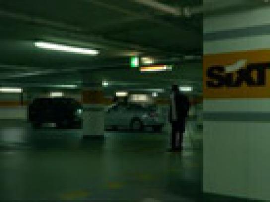 Sixt Digital Ad -  Johannes Heesters-Case