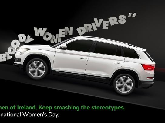 Skoda Print Ad - Smashing Stereotypes