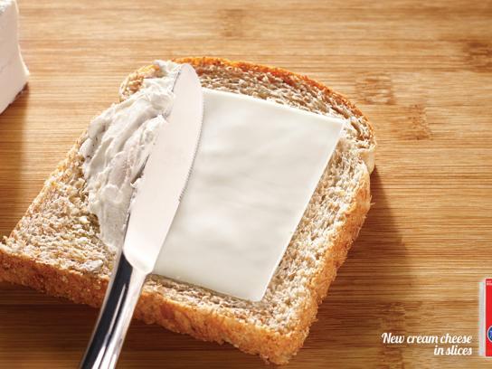 Borden Print Ad -  Slice