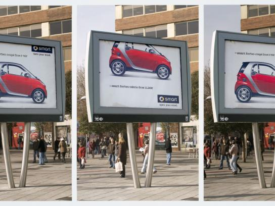 Smart Outdoor Ad -  2 in 1