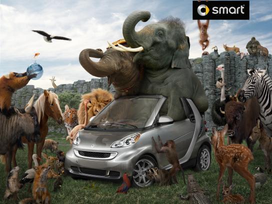 Smart Print Ad -  Roomy