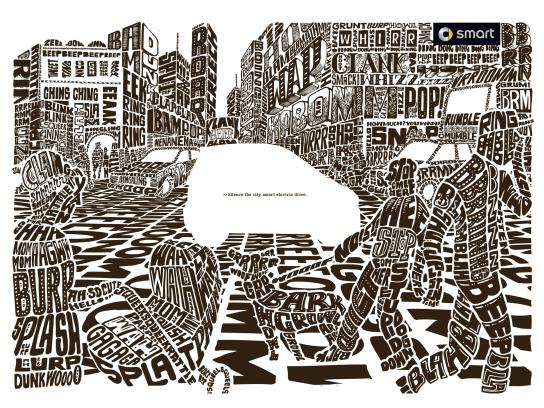 Smart Print Ad -  City, 1