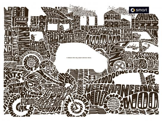 Smart Print Ad -  City, 3