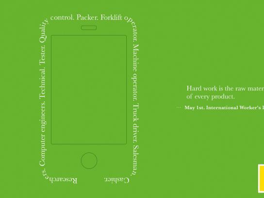 Jornal Daqui Print Ad - Smartphone