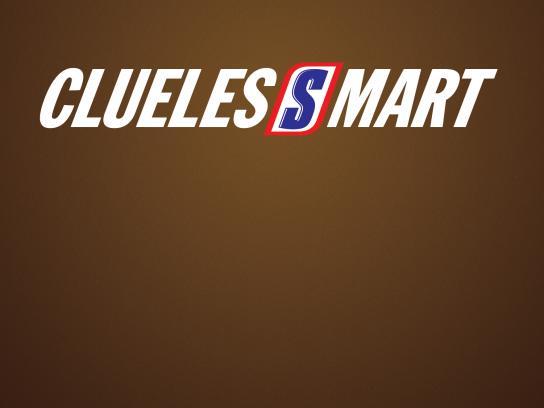 Snickers Outdoor Ad - CluelessSmart