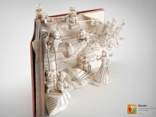 iReader Print Ad -  Tree Story, 2