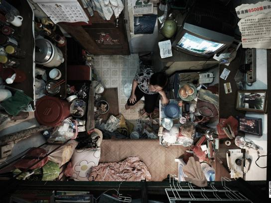Society for Community Print Ad -  Cubicle Dwellers, 5