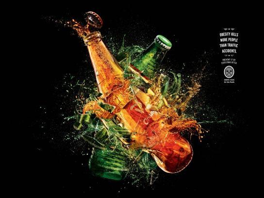 Santa Casa de Misericórdia Print Ad -  Soda