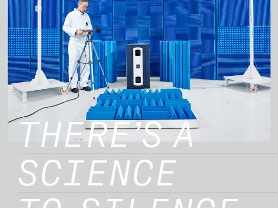 Trane Print Ad - Sound