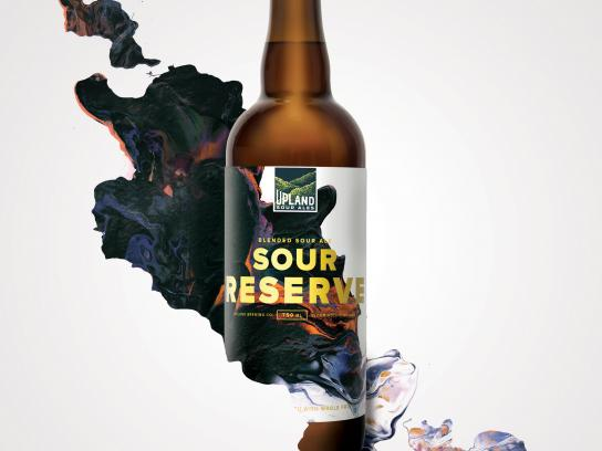 Upland Print Ad - Sour Reserve