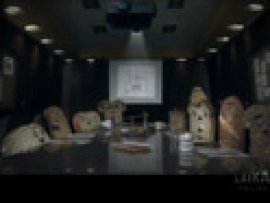 SPAM Film Ad -  Boredroom