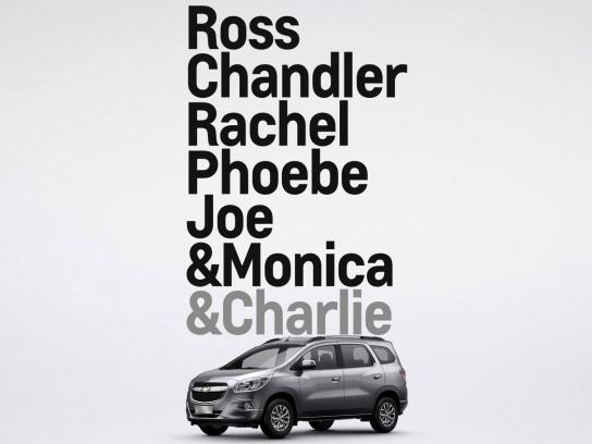 Chevrolet Print Ad - Endless Possibilities, 2