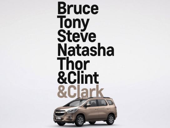 Chevrolet Print Ad - Endless Possibilities, 3